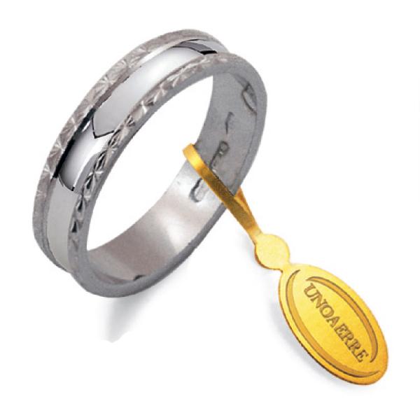 Fedine di fidanzamento acciaio prezzi