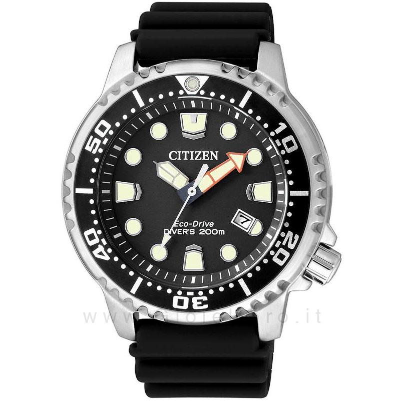 Orologio Citizen Uomo Promaster Diver 200  MT BN0150-10E