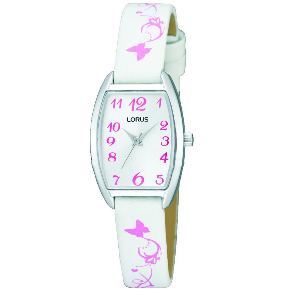 Orologio Lorus KIDS da ragazza in pelle RRS61UX9