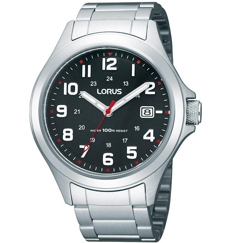 Orologio Lorus uomo SPORT Solo Tempo RHX01IX9