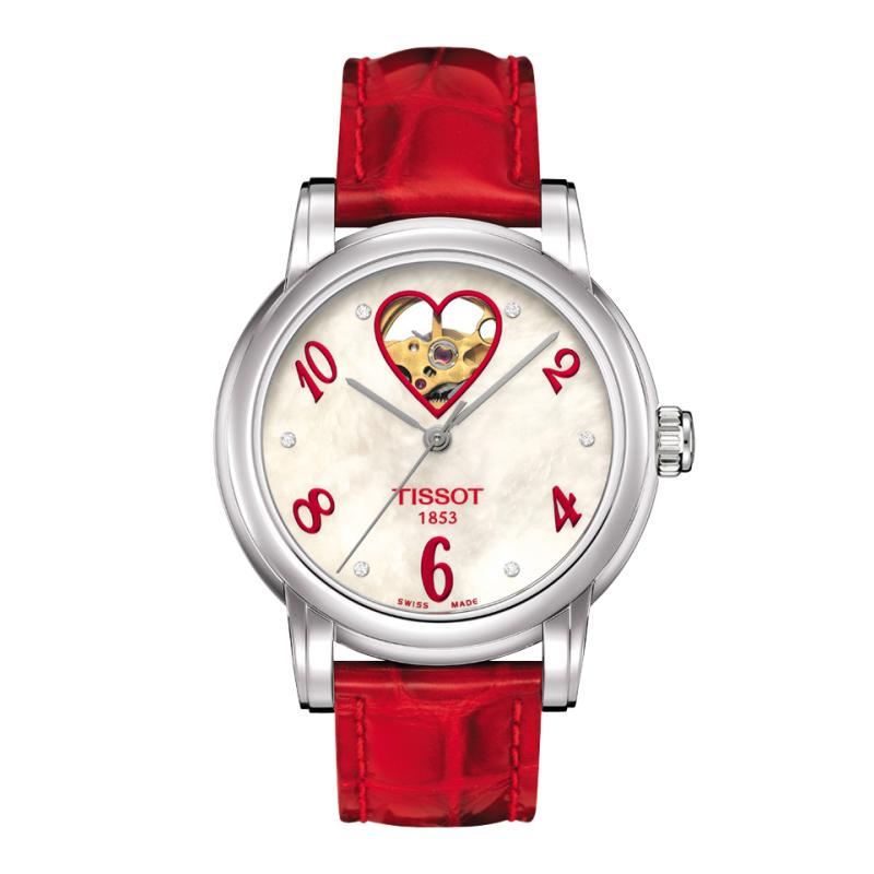 Orologio Tissot Lady Heart con diamanti T050.207.16.116.02