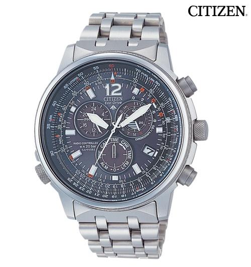 Orologio Citizen Crono Pilot Titanio AS4050-51E