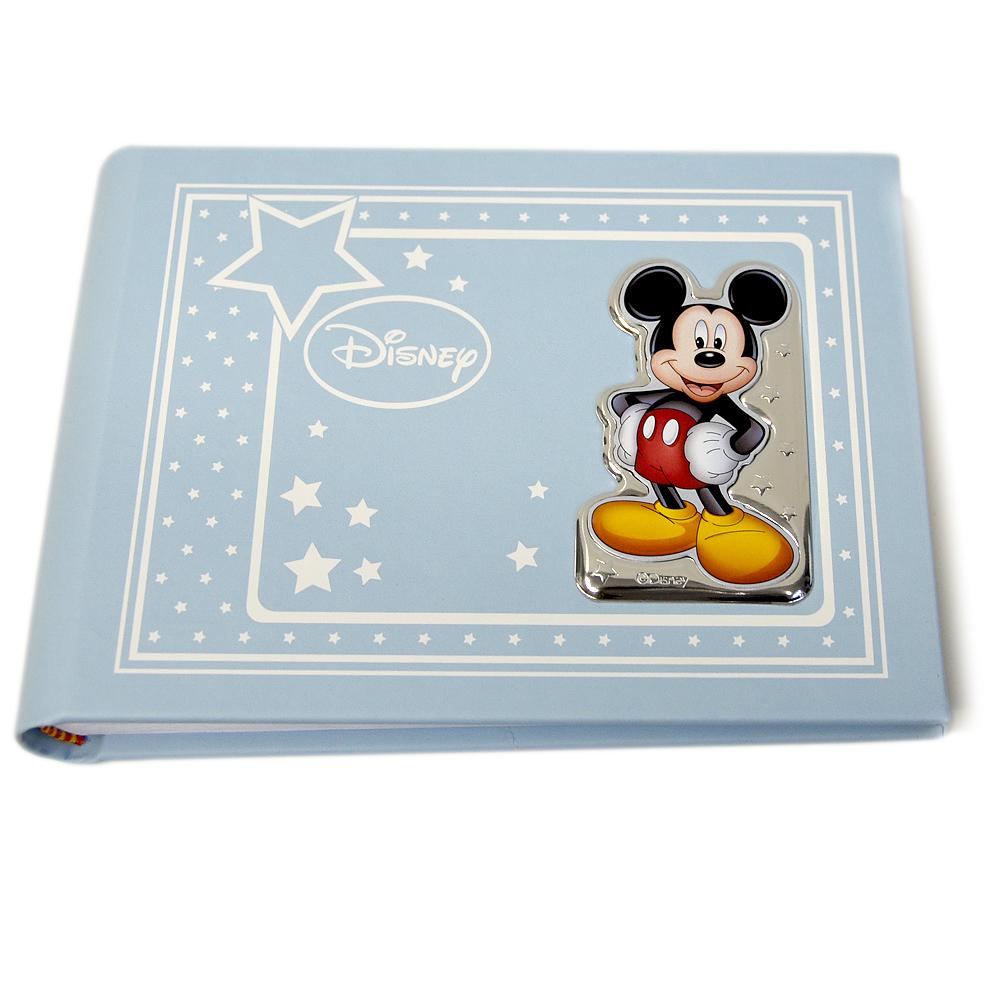 Album da bambino Mickey Mouse Topolino - album foto ricordo 15x20 cm