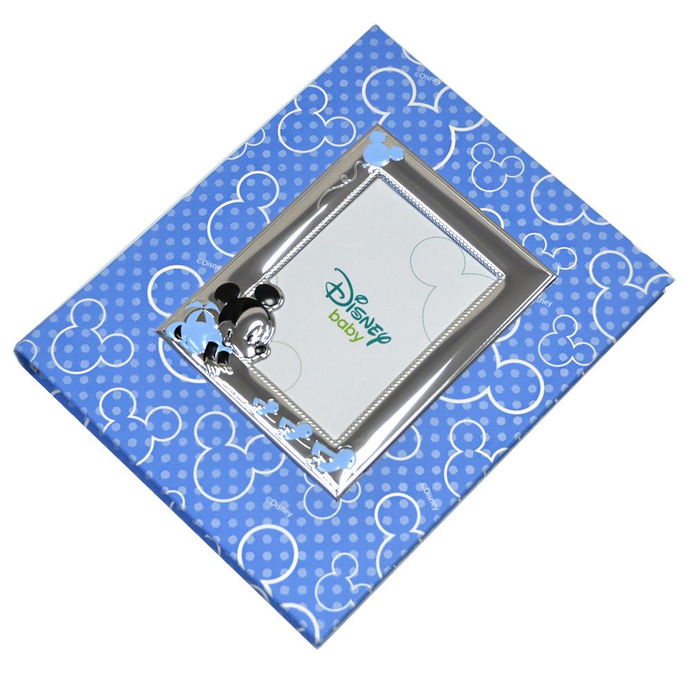 Album da bambino Mickey Mouse Topolino - album foto ricordo 25x30 cm