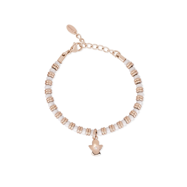 Bracciale Donna 2Jewels in Acciaio Angelo Rose 232041