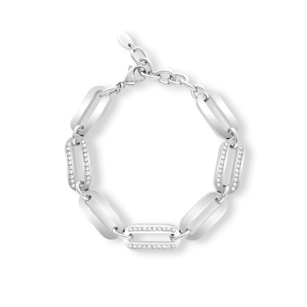 Bracciale Donna 2Jewels in Acciaio e cristalli 232230