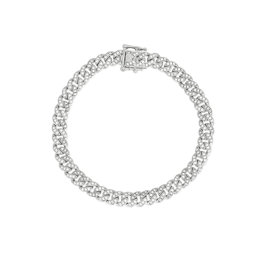 Bracciale Donna Mabina in Argento e zirconi bianchi 533334-M