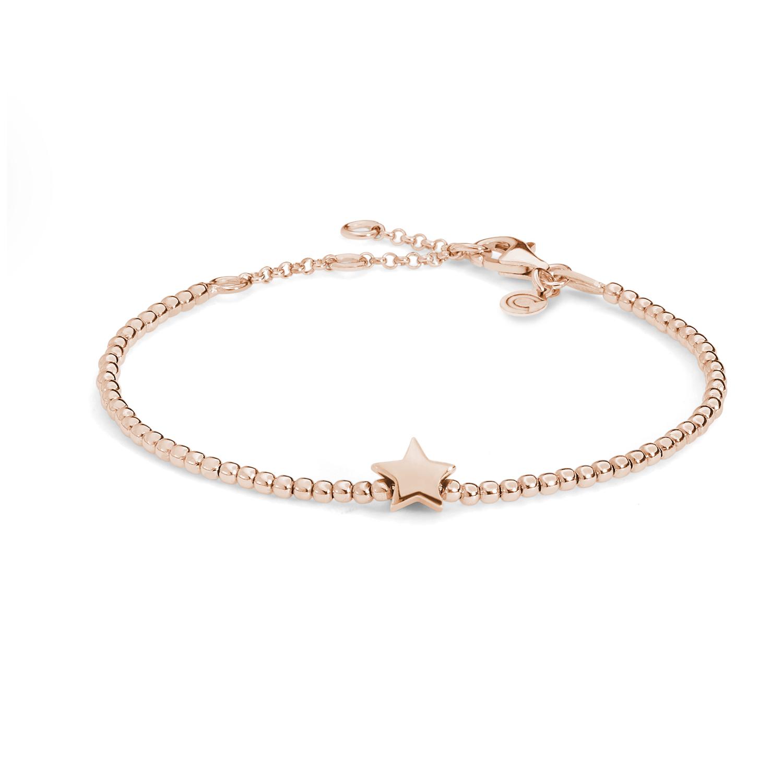 Bracciale in argento rosè Comete Gioielli