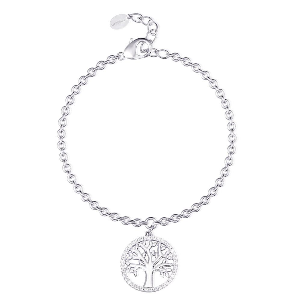 Bracciale Mabina donna in argento con simbolo albero della vita 533227