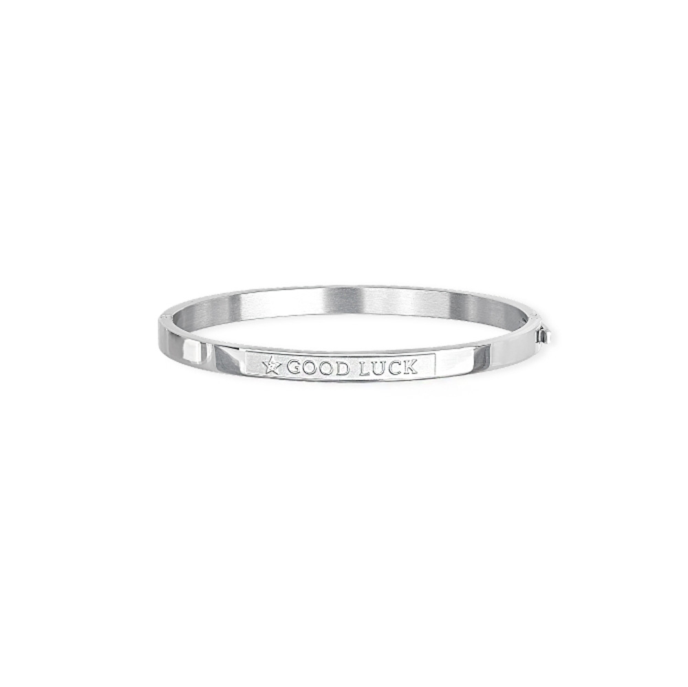 Bracciale rigido Donna 2Jewels in Acciaio GOOD LUCK  232131
