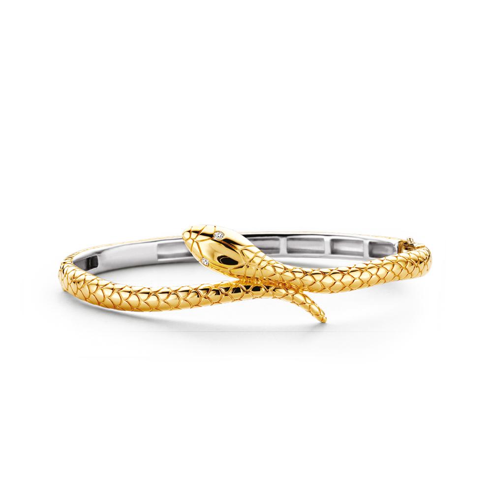 Bracciale Ti Sento Milano Donna Serpente in argento 2903SY