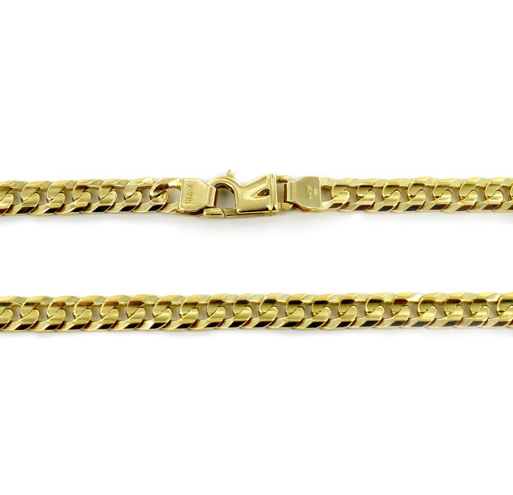 Catena da Uomo Groumette in oro giallo 18 kt - 50 cm 63 grammi
