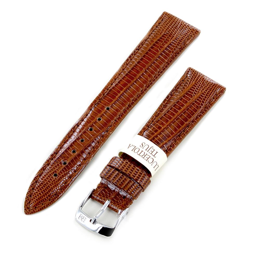 Cinturino Morellato in Vera pelle di Lucertola Tejus ansa 20mm