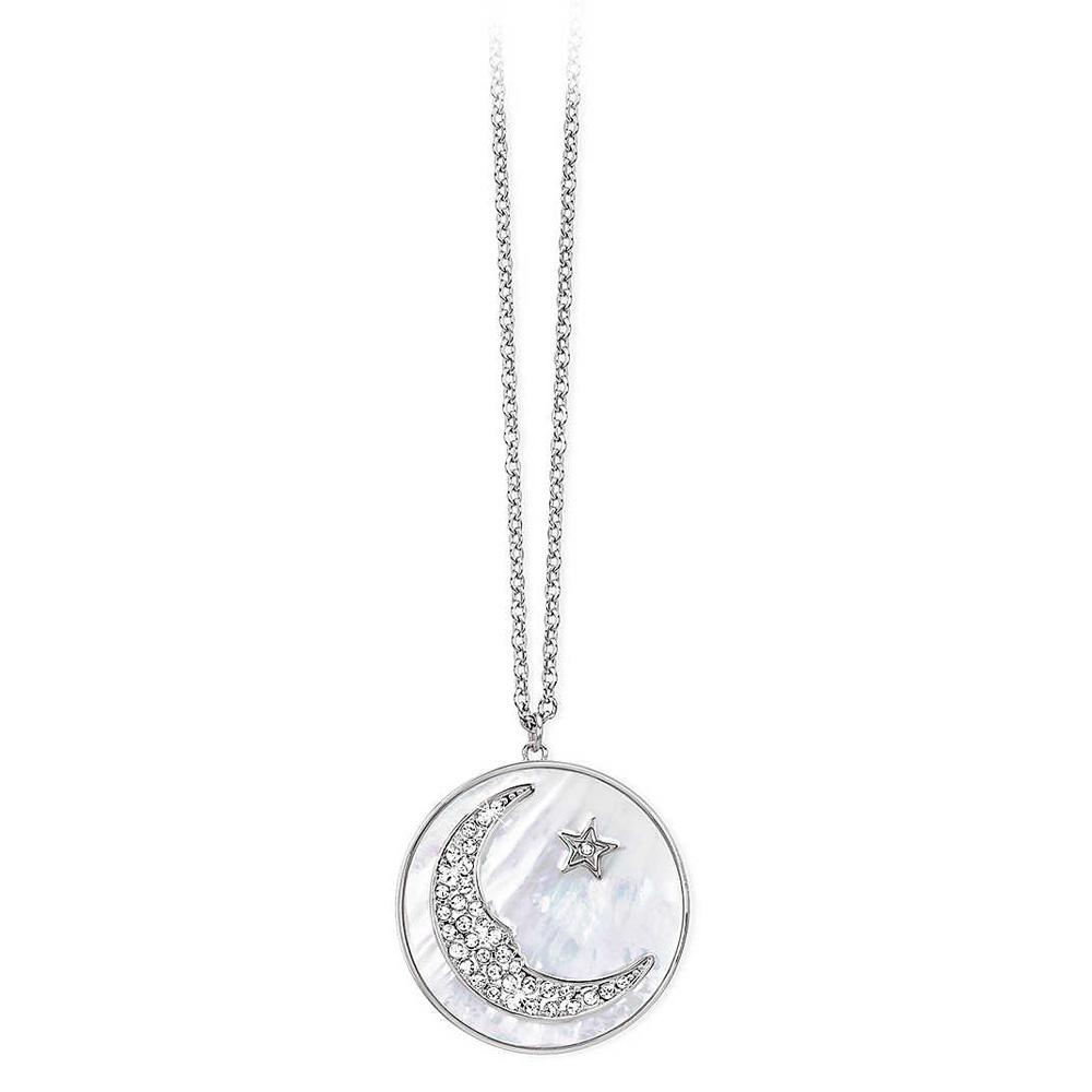 Collana donna 2Jewels Moonlight in acciaio Luna 251615