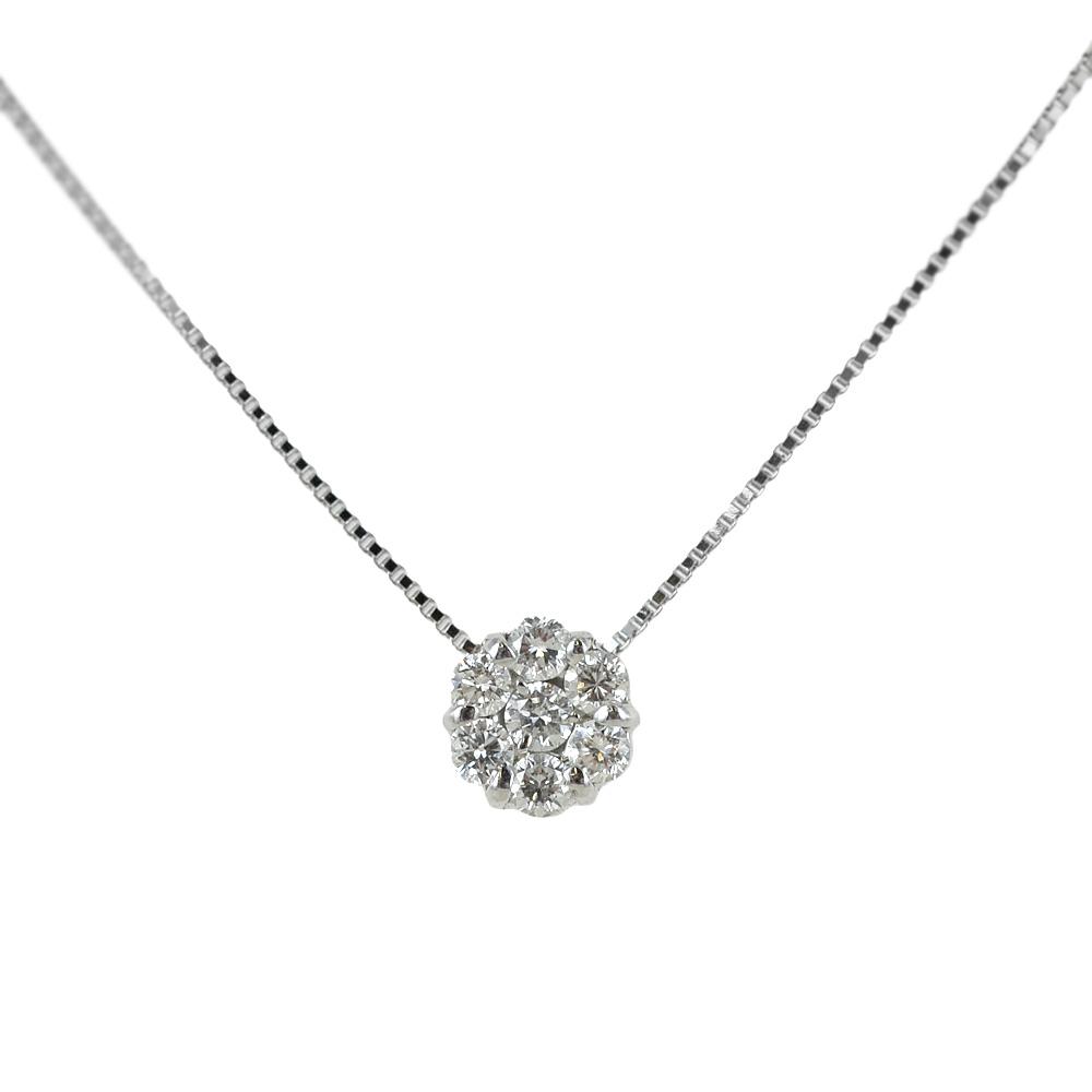 Collana pendente Rosetta di Diamanti Magic Collection