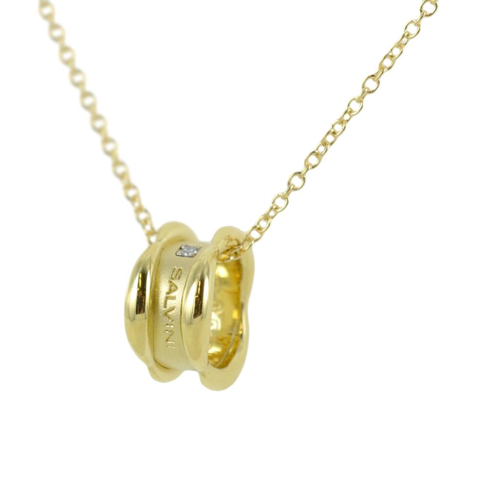 Collana Salvini collezione Sunny girocollo oro giallo