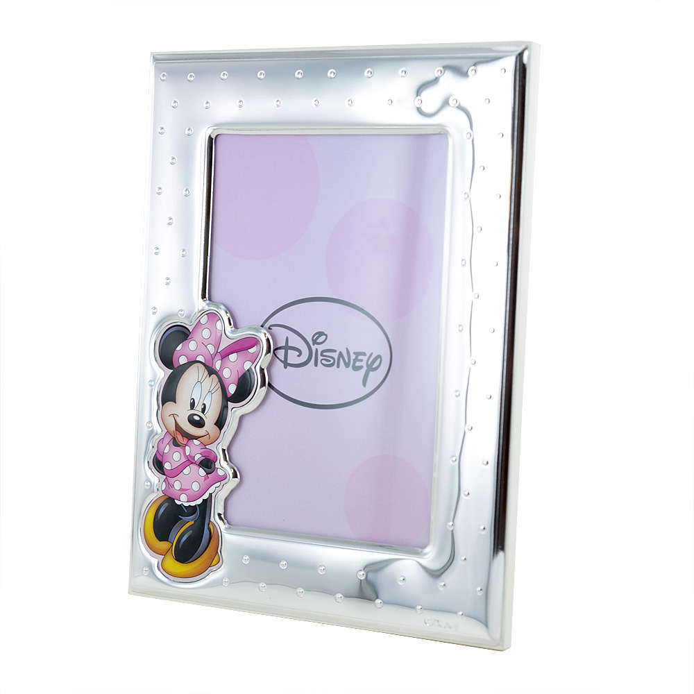 Cornice da bambina Minnie Mouse 9x13 cm