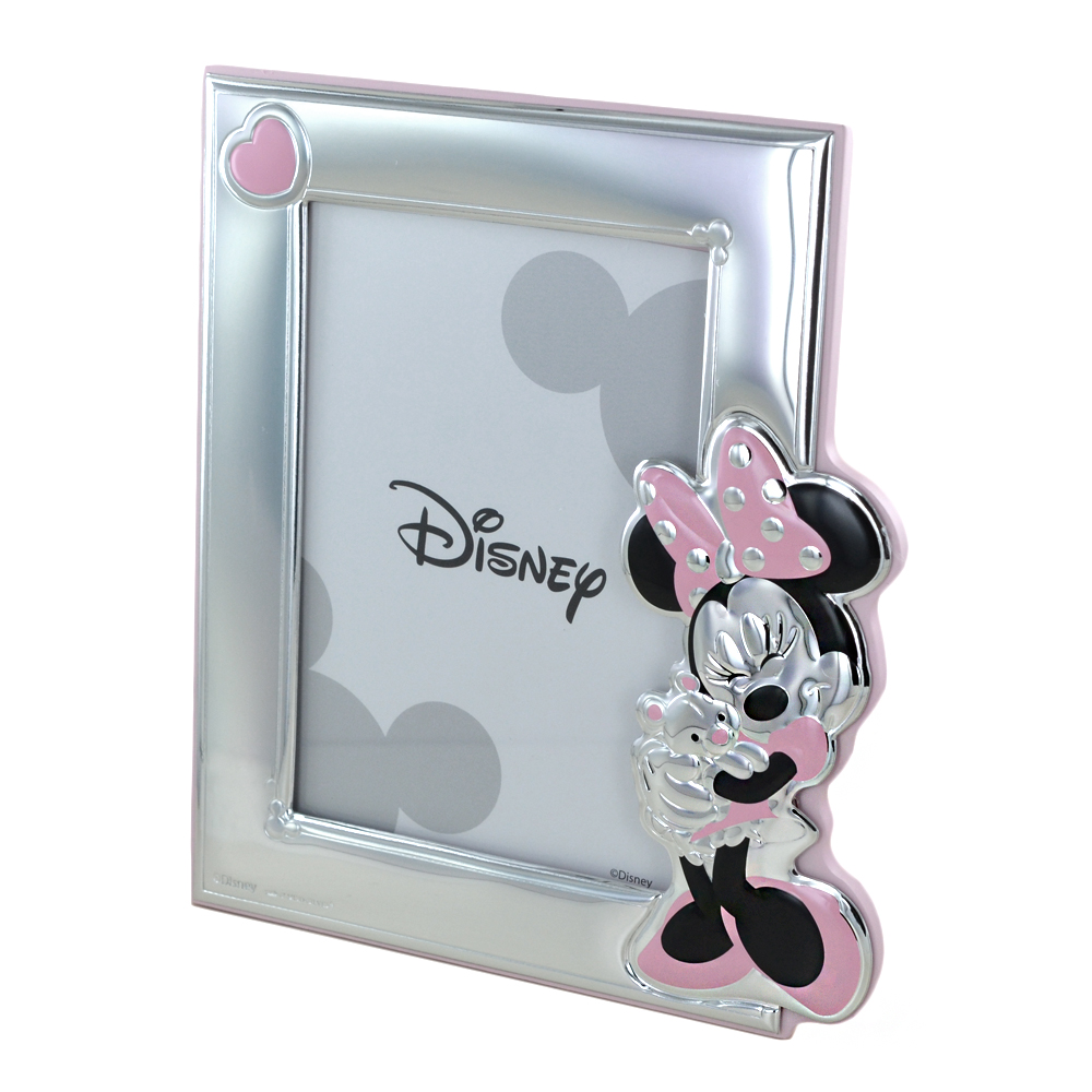 Cornice da bambina Minnie Mouse Orsetto Peluche 9x13 cm
