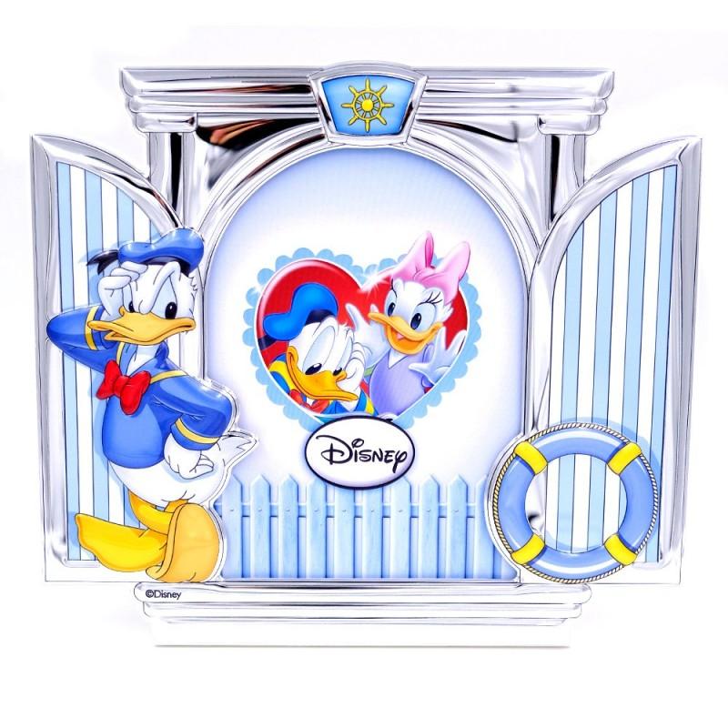 Cornice portafoto da bambino Paperino 13X18 cm Donald Duck