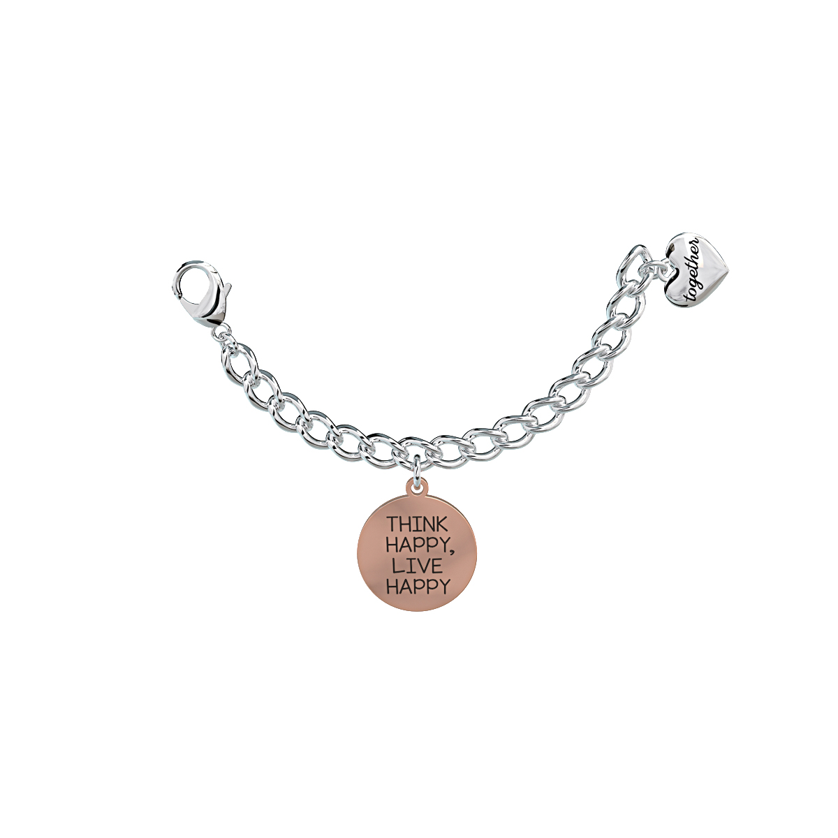 Elemento Single Bracciale 2jewels donna Together componibile 131021