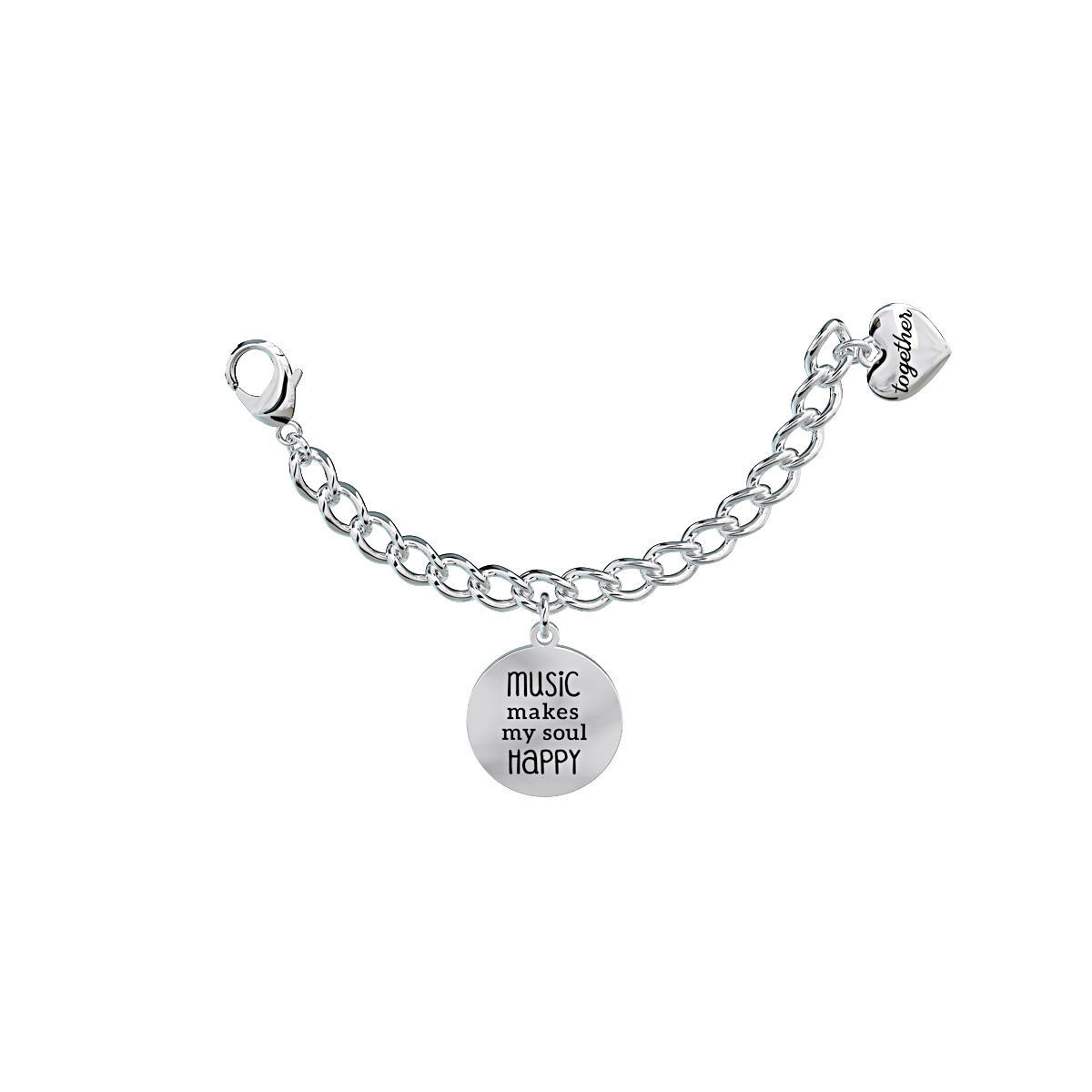 Elemento Single Bracciale 2jewels donna Together componibile 131026