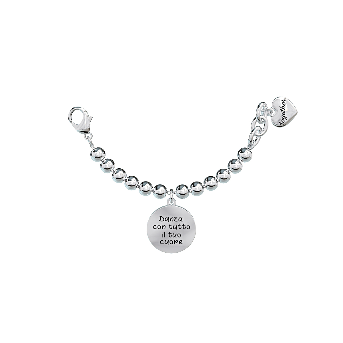 Elemento Single Bracciale 2jewels donna Together componibile 131068