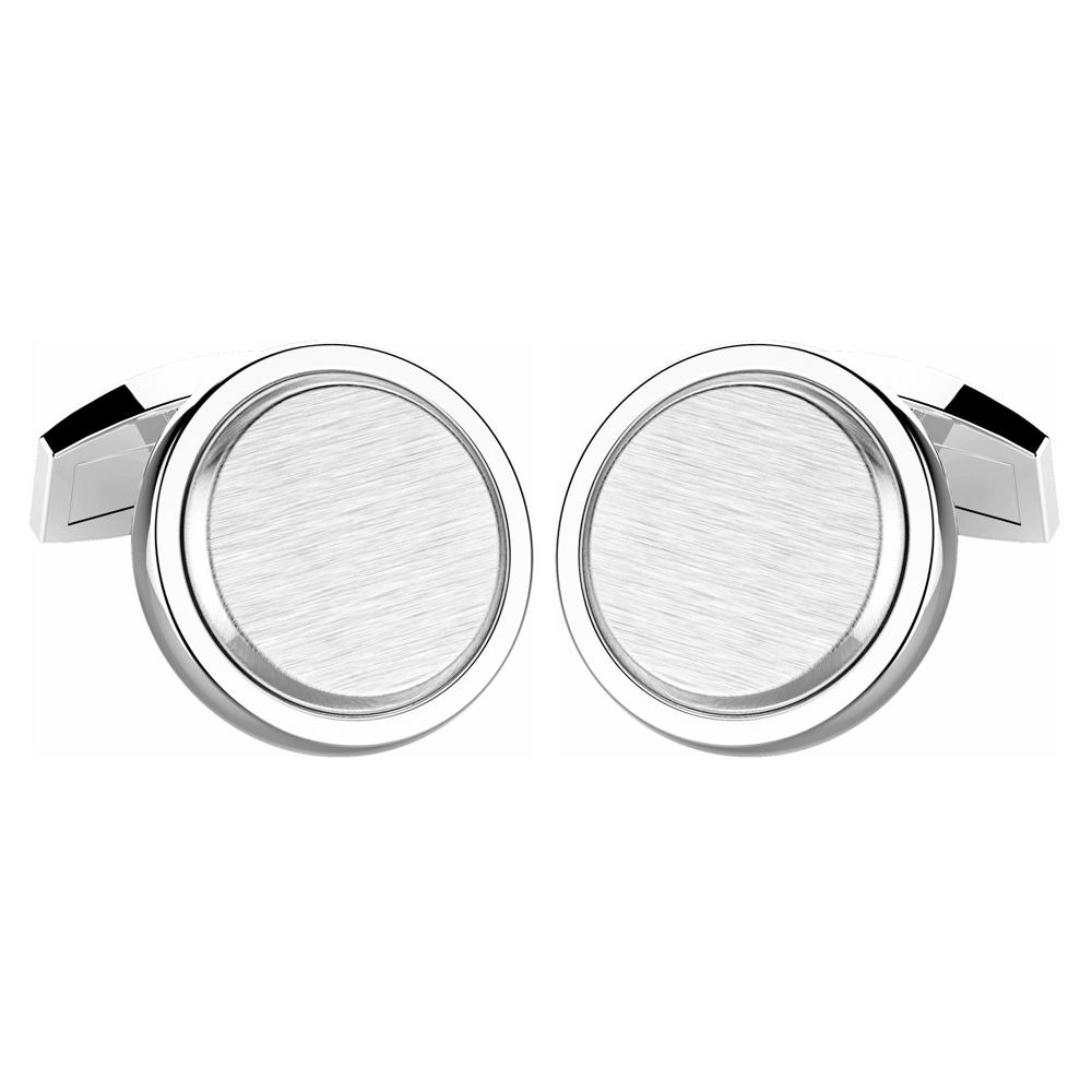 Gemelli Zancan in argento Cosmopolitan EXG060