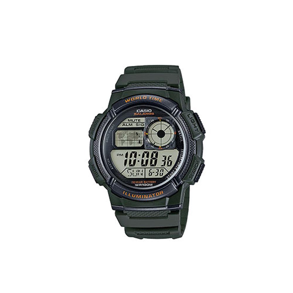 419b8d99cd54 Orologio Casio Collection AE-1000W-3AVDF