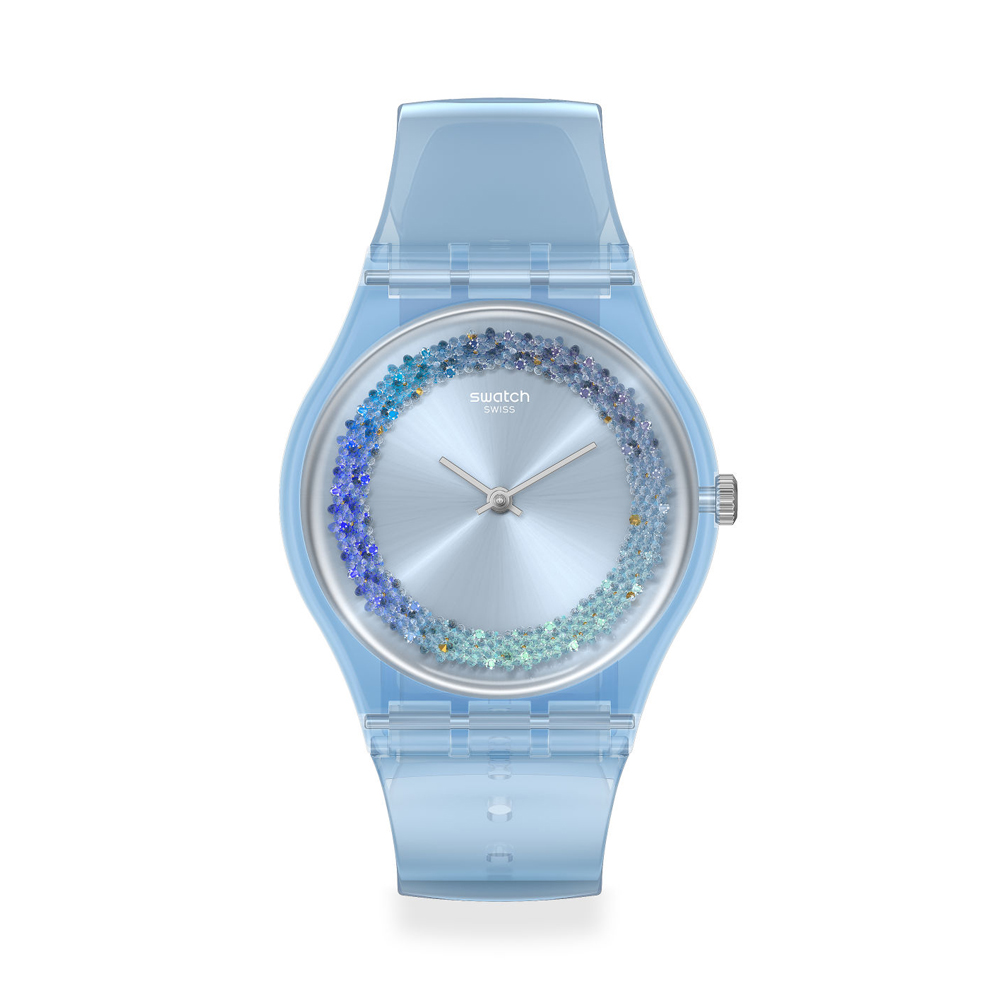 Orologio da Donna Swatch AZZURA GL122