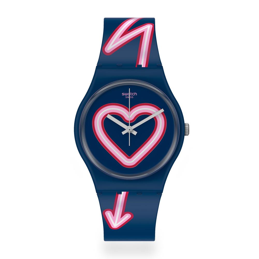 Orologio da Donna Swatch FLASH OF LOVE GN267