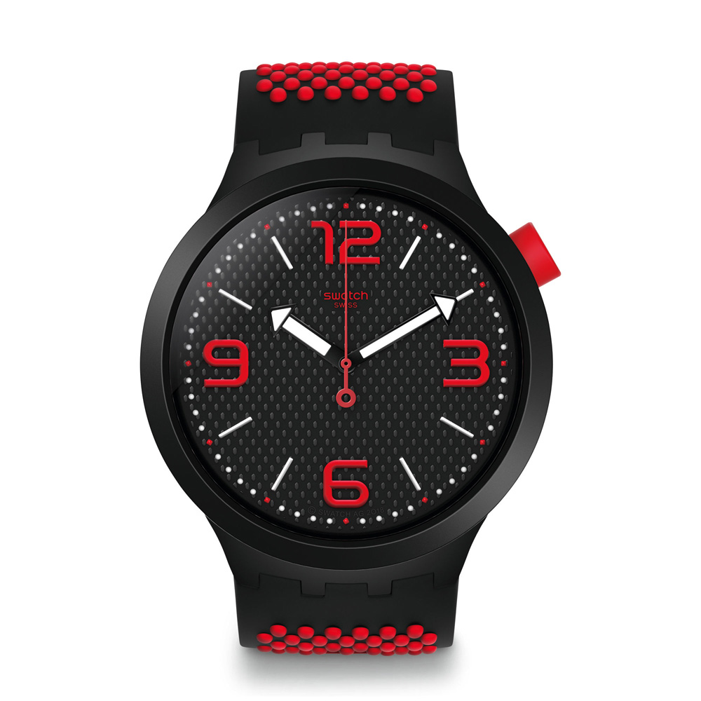 Orologio da Uomo Swatch BBBlood SO27B102
