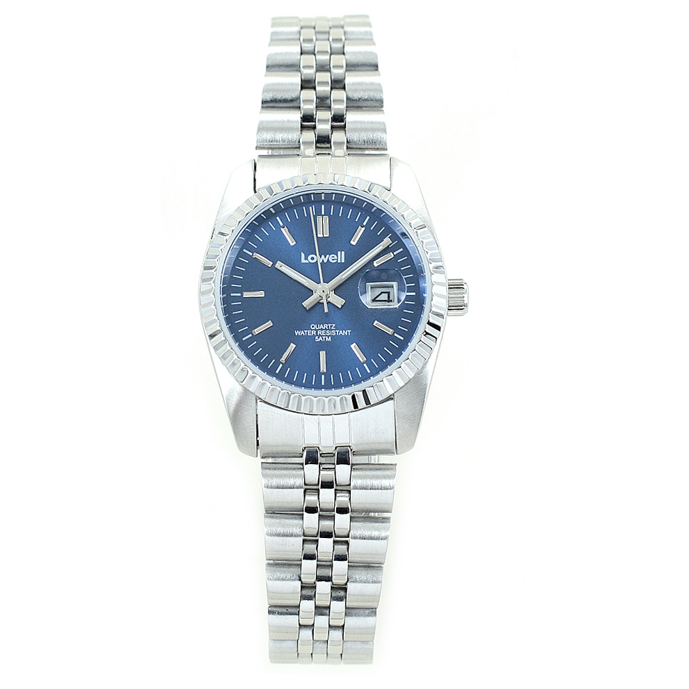 Orologio Donna Lowell Lady Blu Data