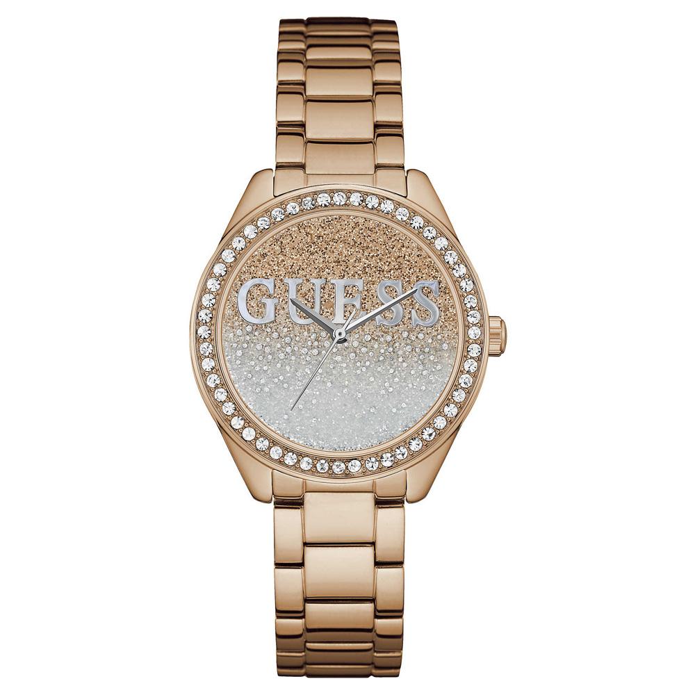 Orologio Guess Donna Solo Tempo GLITTER GIRL W0987L3