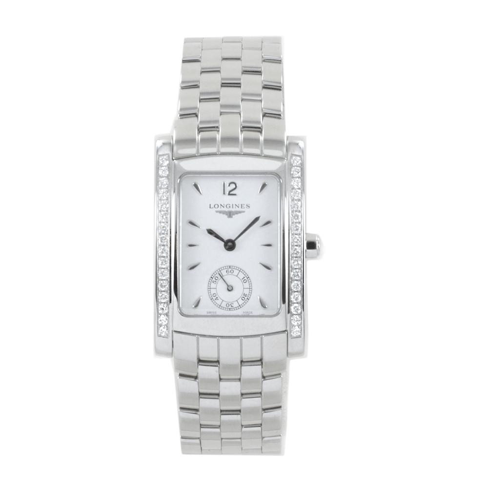 Orologio Longines DolceVita donna con diamanti L5.502.0.16.6