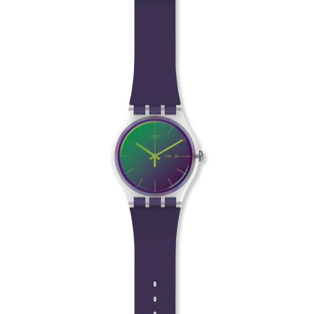 Orologio Swatch da donna PolaPurple SUOK712
