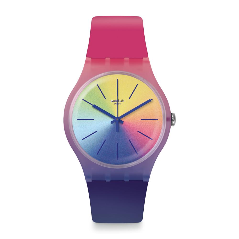 Orologio Swatch MULTIBOOST SUOK143