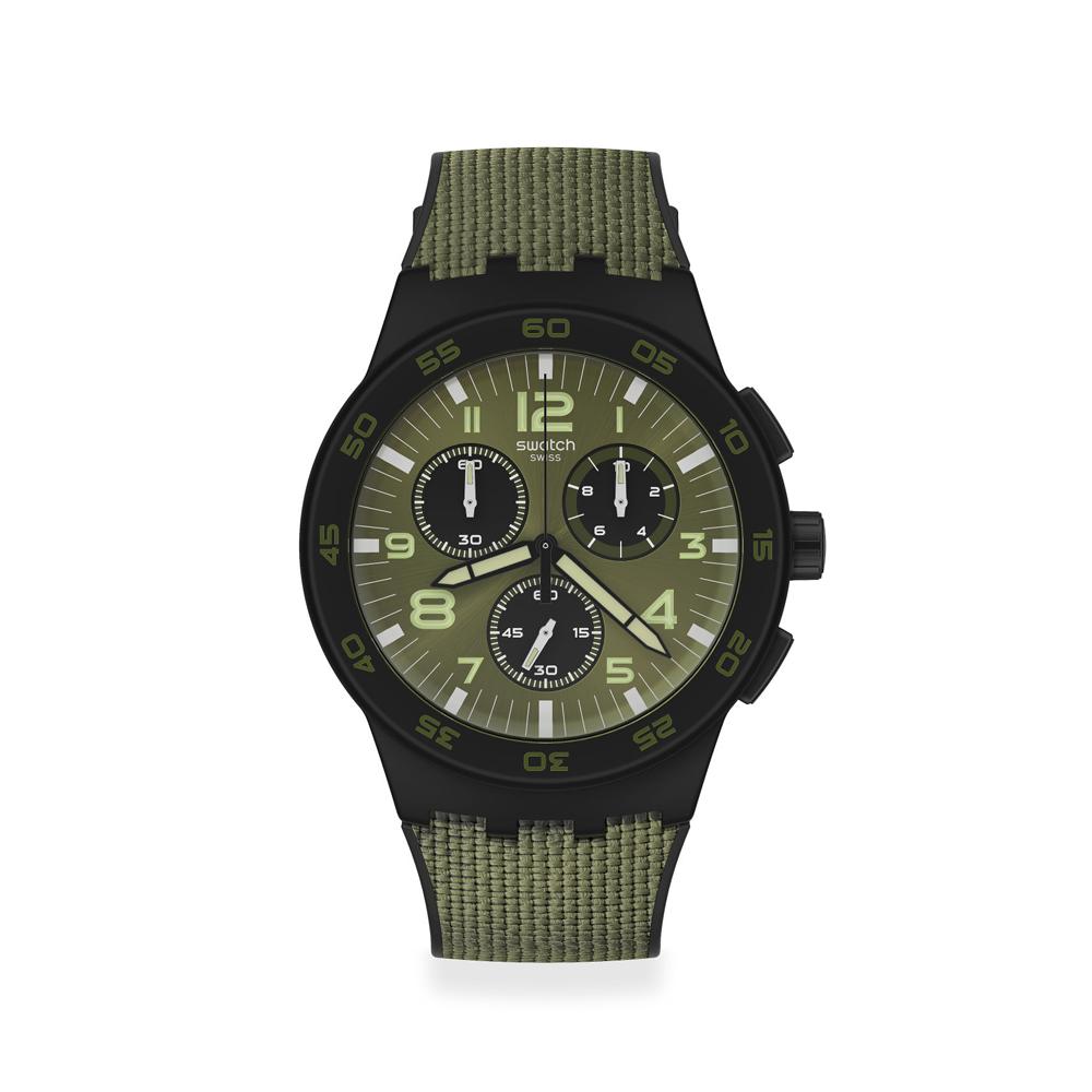 Orologio SWATCH uomo DARK FOREST SUSB105
