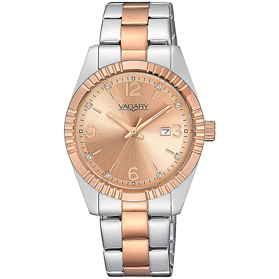 Orologio Vagary da donna acciaio PVD rosa IU2-294-31