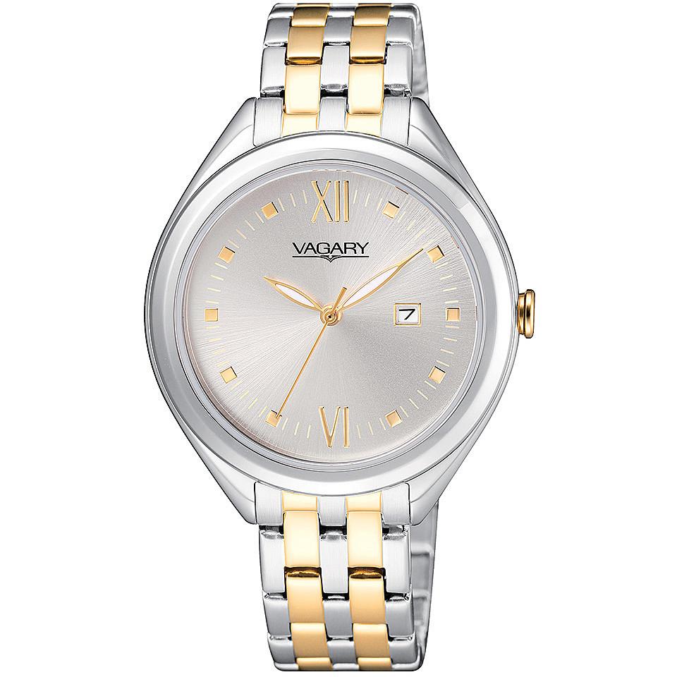 Orologio Vagary da donna PVD oro giallo al quarzo IU1-611-11