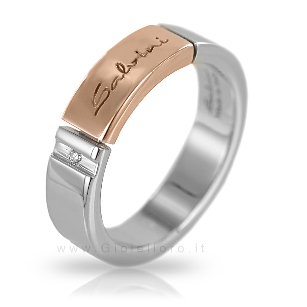anello da uomo pandora
