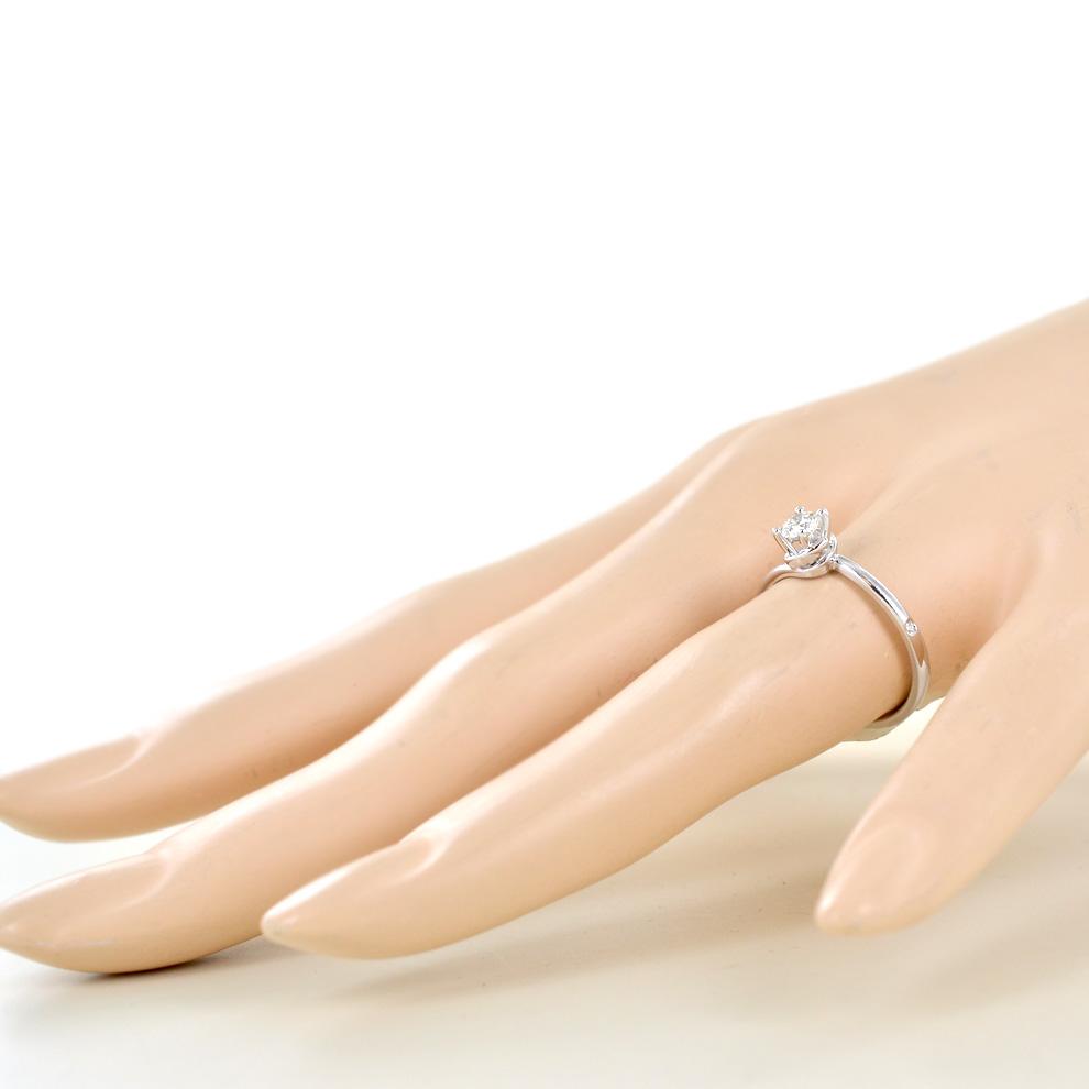 qualità eccellente nessuna tassa di vendita nuovi speciali Anello Solitario Salvini con diamante collezione Abbraccio ...