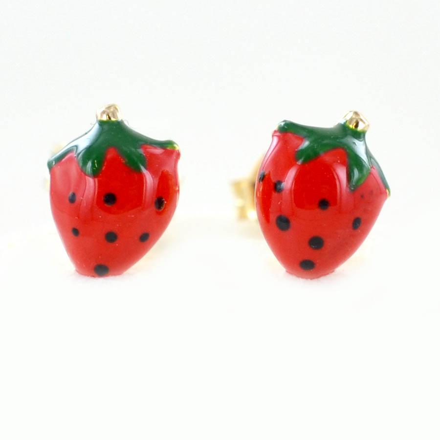 up-to-date styling nuove varietà buona reputazione Parure Orecchini Bracciale Bambina Fragolina | Gioielloro.it ...