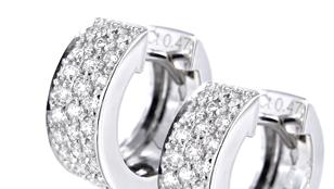Orecchino uomo cerchio diamante [PUNIQRANDLINE-(au-dating-names.txt) 57